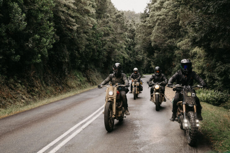 Wide Of The Mark Film Motorcycle Riding In Tasmania 4