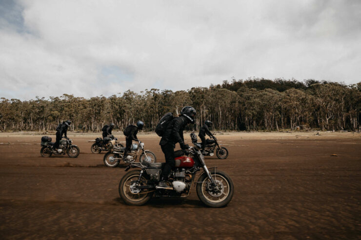 Wide Of The Mark Film Motorcycle Riding In Tasmania 8