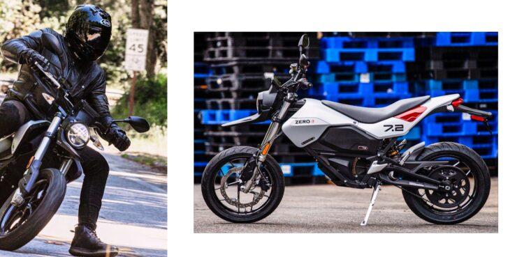 Zero FXE Electric Motorcycle