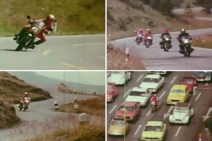 1970s-Era Motorcycle Safety Training Guide