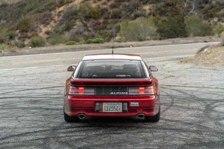 Alpine 610 13