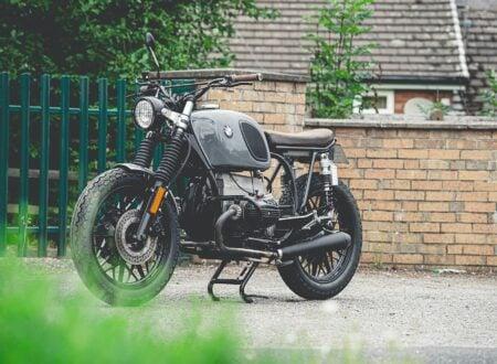 BMW R 65 Custom Motorcycle 10