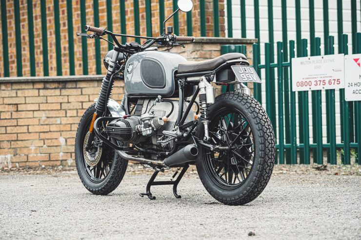 BMW R 65 Custom Motorcycle 11