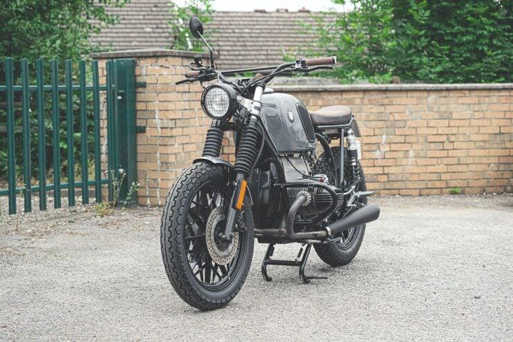 BMW R 65 Custom Motorcycle 12