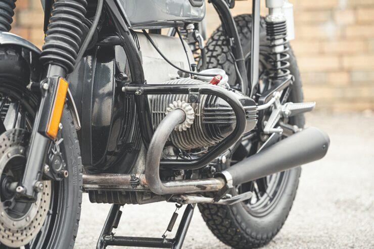 BMW R 65 Custom Motorcycle 13