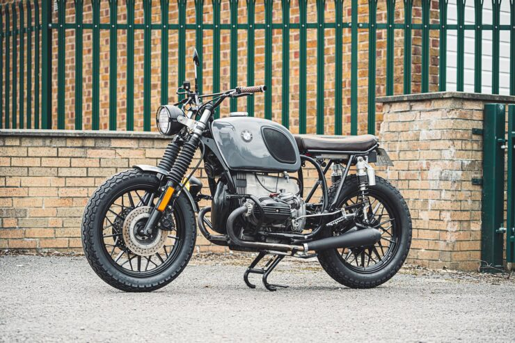 BMW R 65 Custom Motorcycle 14