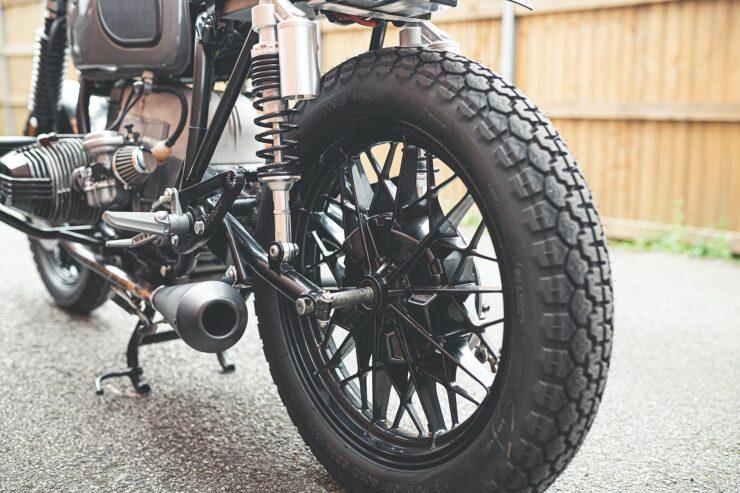 BMW R 65 Custom Motorcycle 2