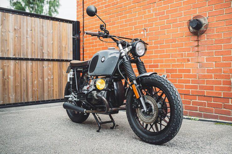 BMW R 65 Custom Motorcycle 4