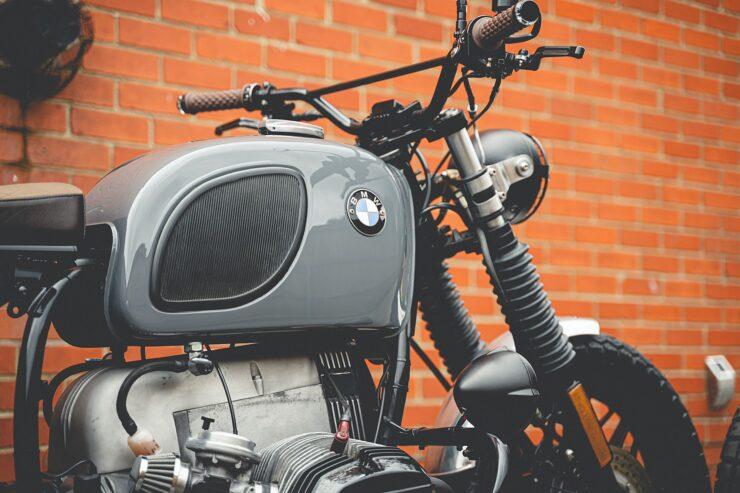 BMW R 65 Custom Motorcycle 5