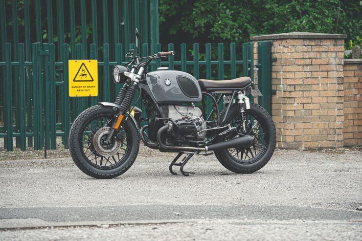 BMW R 65 Custom Motorcycle