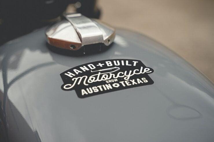 BMW R 65 Custom Motorcycle 8