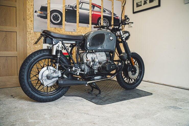 BMW R 65 Custom Motorcycle 9