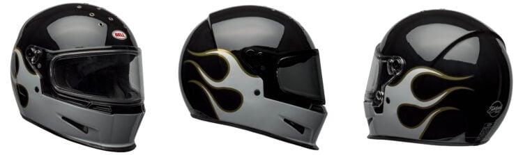 Bell Eliminator Stockwell Helmet Collage