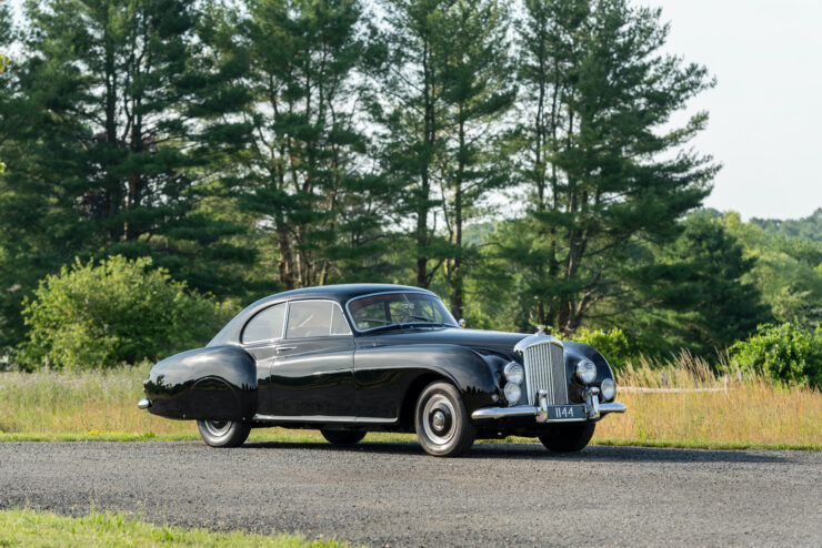Bentley R-Type Continental 12