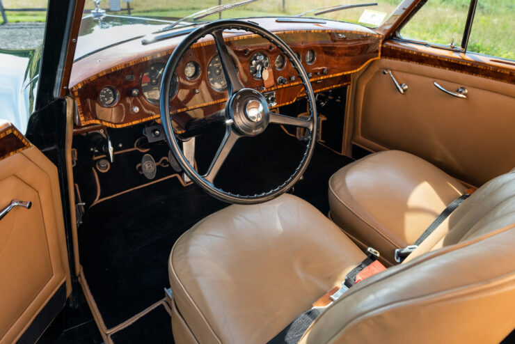 Bentley R-Type Continental 3