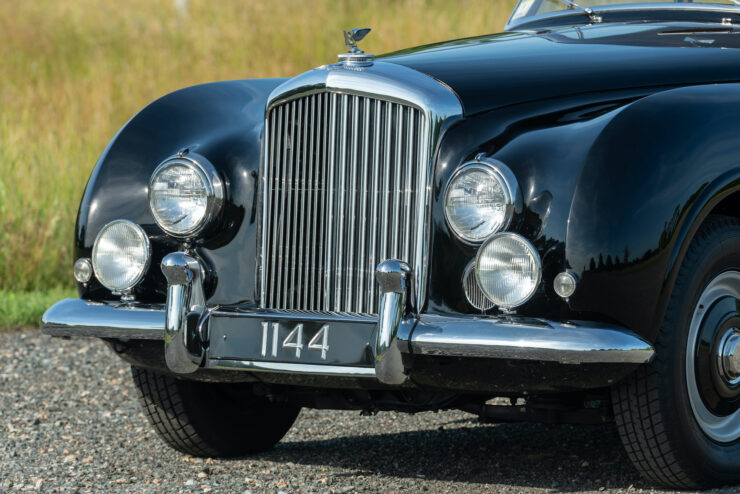 Bentley R-Type Continental 9