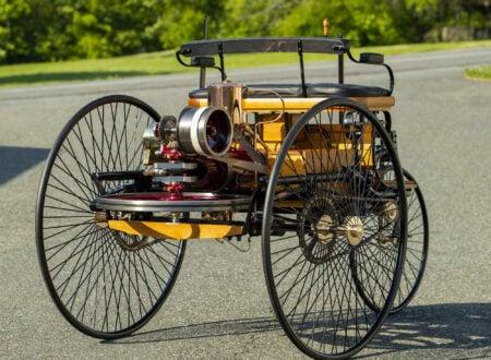Benz Patent-Motorwagen 2
