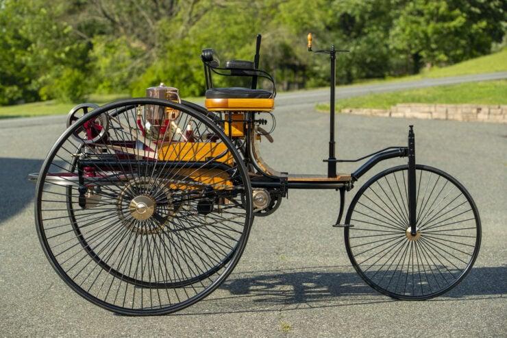 Benz Patent-Motorwagen 4