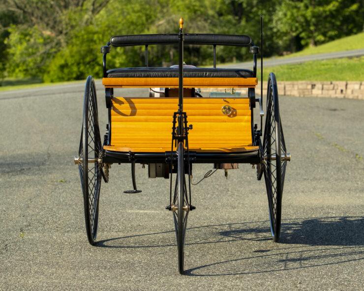 Benz Patent-Motorwagen 5