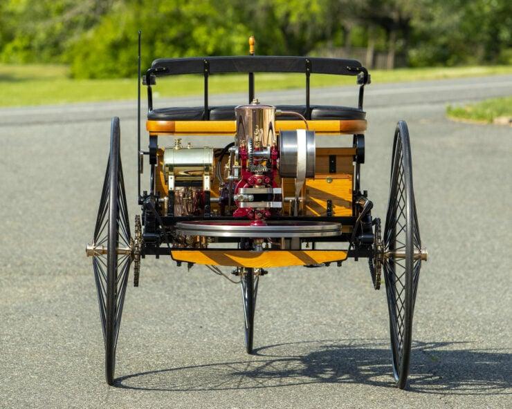 Benz Patent-Motorwagen 6