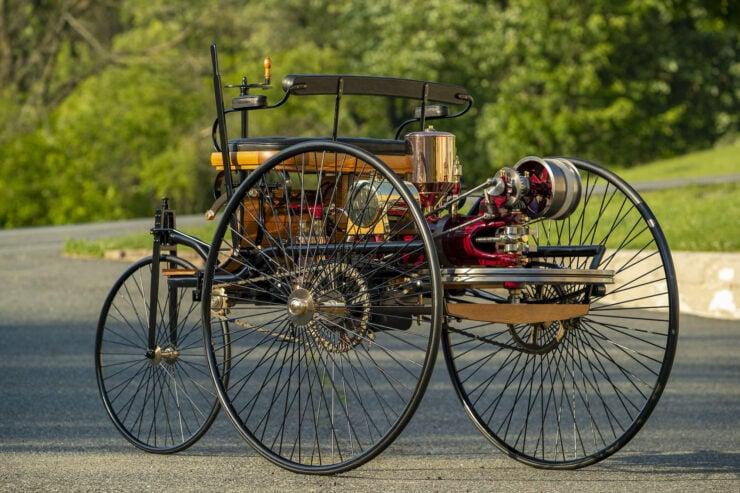 Benz Patent-Motorwagen 8