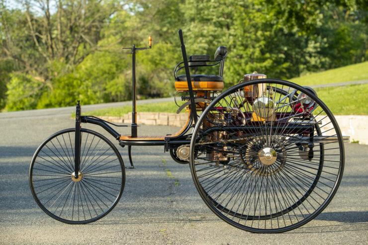 Benz Patent-Motorwagen 9