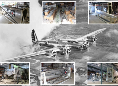 Boeing B-17 Project Plane