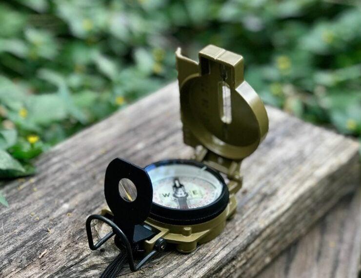 Cammenga Tritium Compass 3H 1
