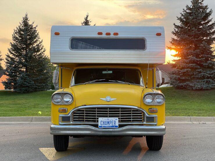 Champer Checker Cab Camper 1