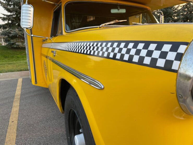 Champer Checker Cab Camper 11