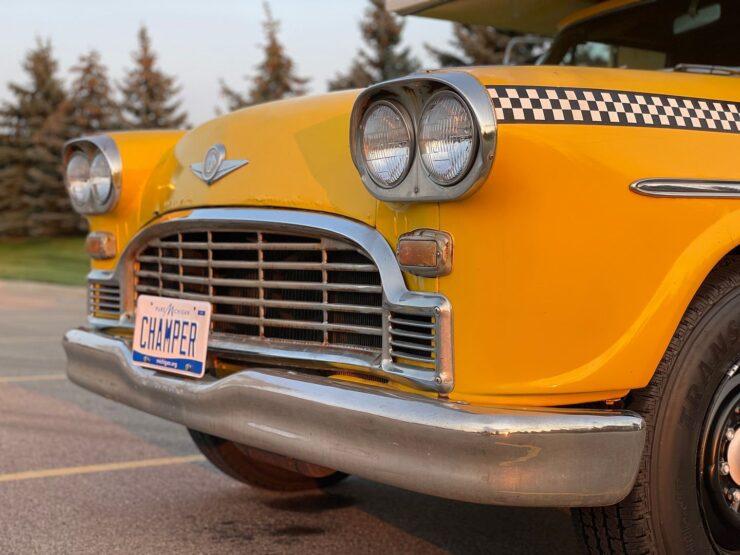 Champer Checker Cab Camper 13