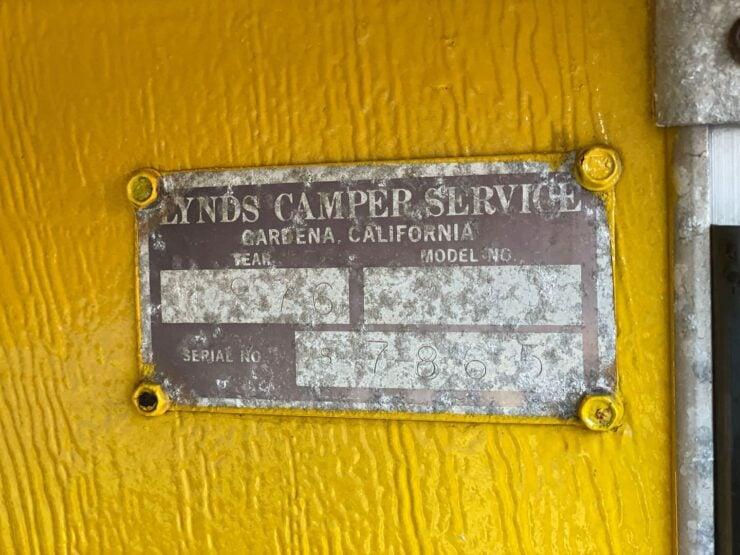Champer Checker Cab Camper 17