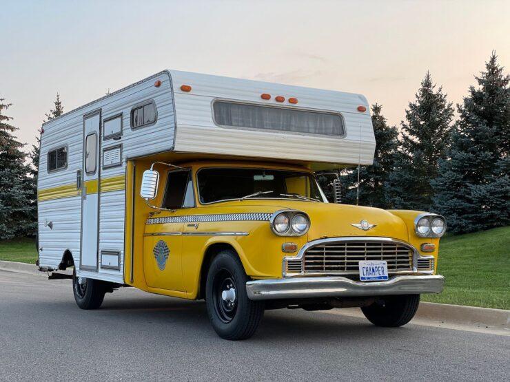Champer Checker Cab Camper 19
