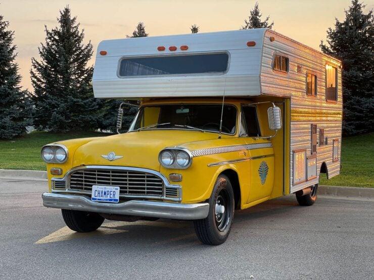 Champer Checker Cab Camper 2