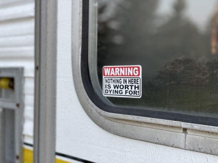 Champer Checker Cab Camper 8