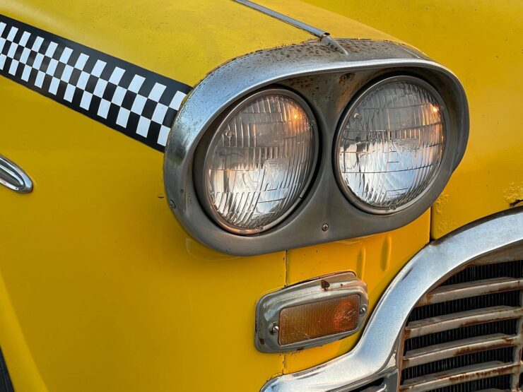 Champer Checker Cab Camper 9