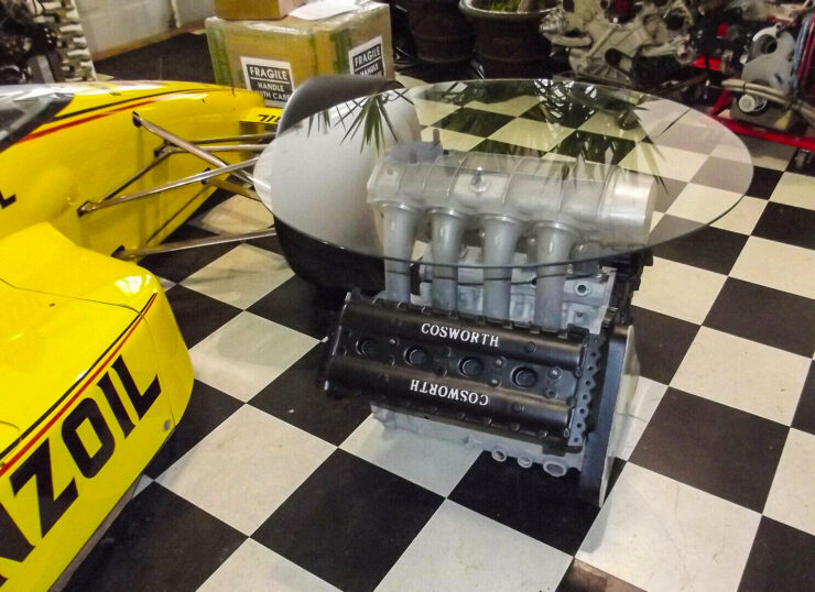Cosworth DFX 2