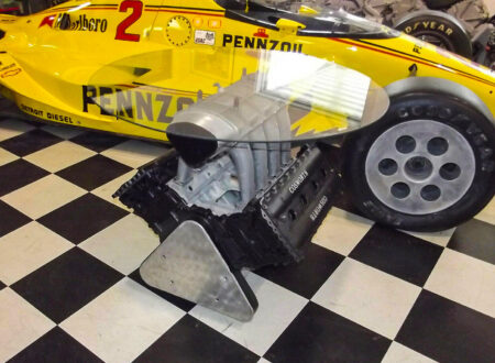 Cosworth DFX