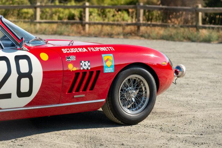 Ferrari 275 GTB Competizione 13
