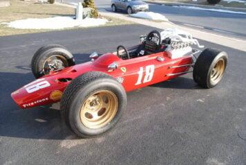 Ferrari 312 F1 Replica 2