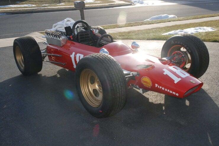 Ferrari 312 F1 Replica 3