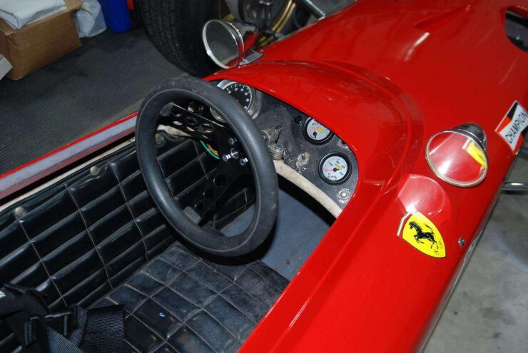 Ferrari 312 F1 Replica 5