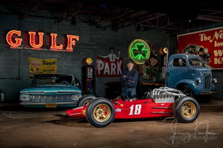 Ferrari 312 F1 Replica