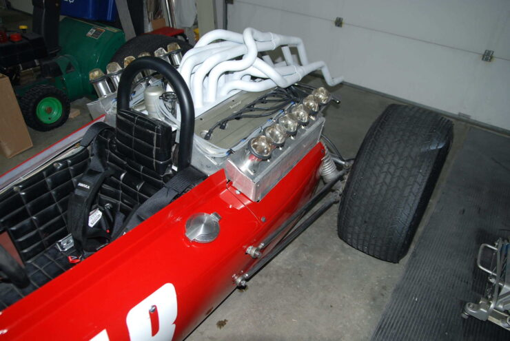 Ferrari 312 F1 Replica 8