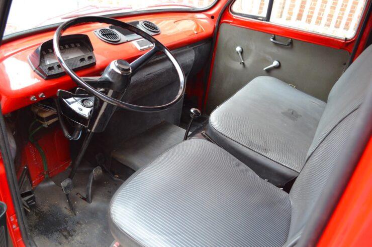 Fiat 238 Ferrari Van 15
