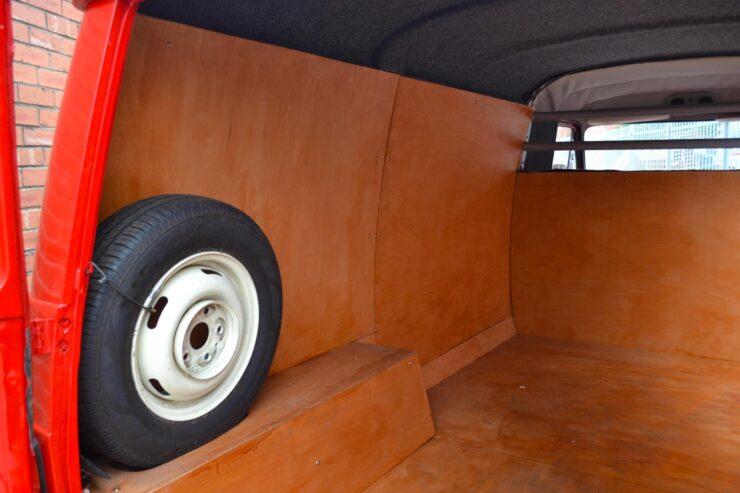 Fiat 238 Ferrari Van 17