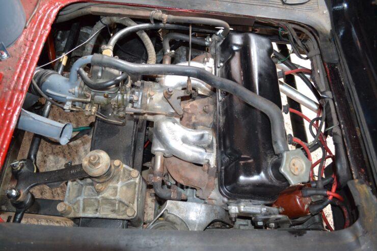 Fiat 238 Ferrari Van 19