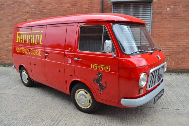Fiat 238 Ferrari Van 3