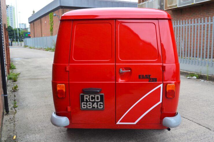 Fiat 238 Ferrari Van 4