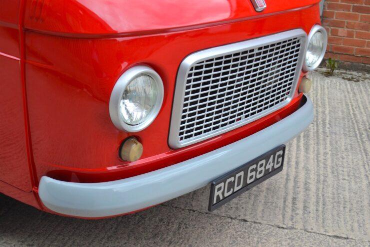 Fiat 238 Ferrari Van 5